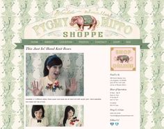 Pygmy Hippo Shoppe Website