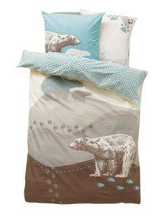 POLAR PAWS Duvet cover, Childs Bedroom