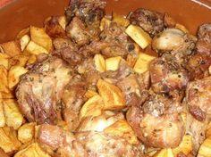Pollo al Ajillo. Te enseñamos a cocinar recetas fáciles cómo la receta de Pollo al Ajillo. y muchas otras recetas de cocina..