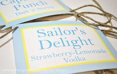 Sailboat Nautical Sign by TheGreenGrassGrows on Etsy, $3.00
