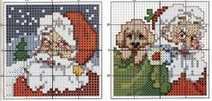♥ ♥ My Graphs Cross Stitch: 2
