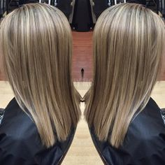 Blonde Highlighting by Molly