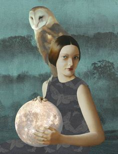 Por amor al arte: Daria Petrilli ….Checkout this beautiful fantasy art by this amazing artist. Daria Petrilli, Art Visionnaire, Art Fantaisiste, Image Nature, Images Vintage, Wow Art, Art Studies, Whimsical Art, Surreal Art