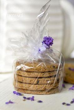 Levandulové sušenky | Hodně domácí