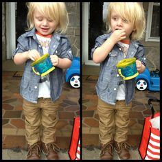 toddler outfit, kids fashion, layers, boots