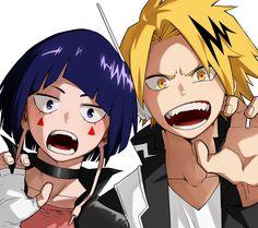 Parejas  de  My Hero Academia 6bdfbd176d28c94b3a2c2204c5eb5954--anime-characters-anime-couples