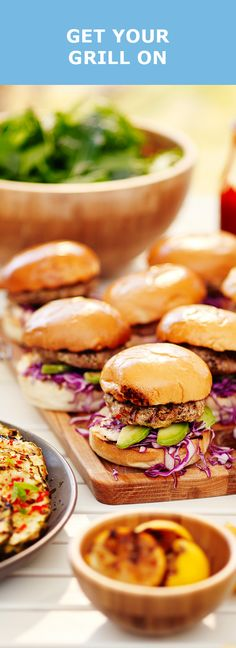 Fire up those grills, BBQ season is here! And with a KLASEN barbecue set from IKEA, even nifty little meals like these sliders will be done before you can say 'Seconds, please.'