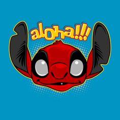 Awesome 'Stitchpool' design on TeePublic!