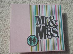 Wedding Scrapbook by SimplyMemories on Etsy