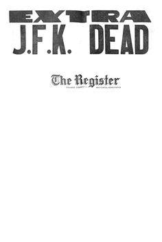 The Register November 22, 1963