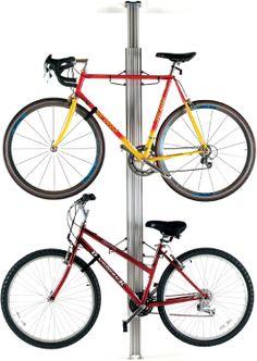 bike pole hanger
