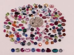 Sale 50tcw Scrap Lot with Diamonds from scrap gold silver & vintage jewelry
