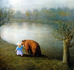 Michael Sowa Art | Michael Sowa Art, Prints, Pig, Poster, Painting Gallery, Sa15 The Bear ...