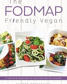 The FODMAP Friendly Vegan eBook    Thank you so much to everyone for your kind words after my podcast interview with the lovely Lara from @lowfodmapdiets! I hope you could all get a little more insight into what has driven me to dedicate myself to years of research into digestive health (despite my nazely voice that resembled a 5 year old with a cold! ) To check out my latest interview head on over to: http://ift.tt/2bGFv7G   Now as for the book which was recently named amongst one of the…