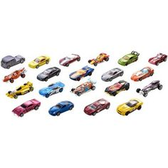 Reward your childor your inner childwith Hot Wheels cars! This pack is truckloads of fun with 20 Hot Wheels vehicles included. Collectors and car enthusiasts admire these amazing 1:64 scale vehicles with fondness and reverence. Kids love them to play with their track sets or to enjoy push around... more details available at https://perfect-gifts.bestselleroutlets.com/gifts-for-babies/toys-games-gifts-for-babies/product-review-for-20-piece-hot-wheels-die-cast-vehicles-gift-pac