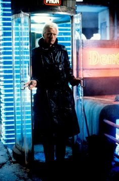 Blade Runner by Ridley Scott (Roy Batty)