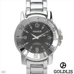 $21.00  GOLDLIS Brand New Gentlemens Watch