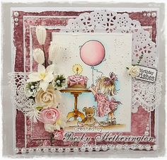 Cards By Becky: Papercraft Essentials Covergirl