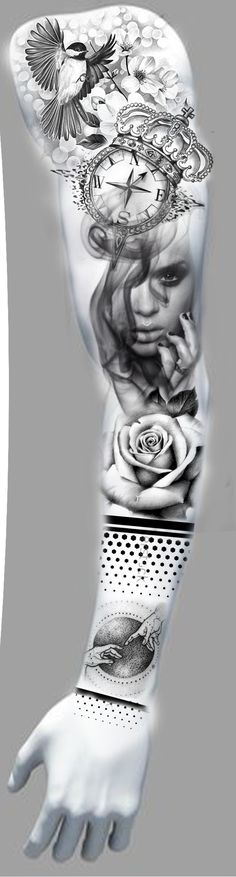 Kinda like what my arm is gonna look like!