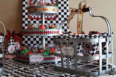 """Photo 1 of 72: Cars / Birthday """"Ethan's Lightning McQueen 3rd Birthday """" 