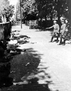 Así mataban los soldados nazis