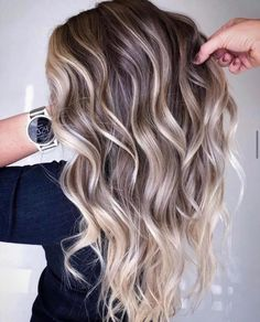 Blonde Highlights With Lowlights, Hair Color Highlights, Hair Color Balayage, Beige Blonde Balayage, Dirty Blonde Hair With Highlights, Red Blonde Hair, Black Hair, Blonde Hair Colors, Cool Toned Blonde Hair