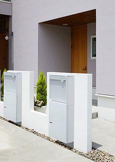 宅配BOX 宅配ボックス エクステリア建材の通販 サンワカンパニー