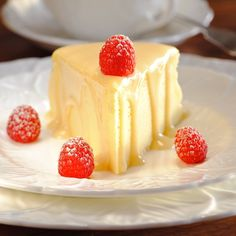 JULES FOOD…: Japanese Cheesecake with Ginger White Chocolate Ganache