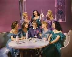 Danny Kaye and the Goldwyn Girls - 1944