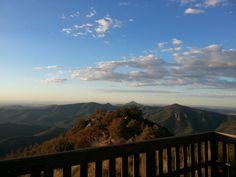 Mount Kaputar Lookout