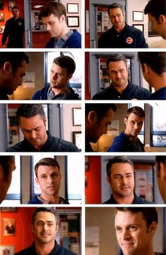 Severide: Hey, Casey. Quick question. Casey: You can be the first to support my run for alderman. Severide: If I was any kind of friend at all, I'd talk you out of this. Casey: What's your actual question? Severide: When Cruz was on Truck, he was pretty good with the ladder, right? Casey: Cruz? Yeah. Why? Severide: Well, it's firefighter business. Doesn't concern a politician like yourself. (4x15)
