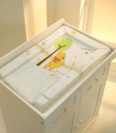 Buy your Winnie the Pooh It's Only Natural Changing Mat from Kiddicare Baby Event| Online baby shop | Nursery Equipment
