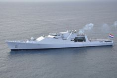 Op drugsjacht in Caribisch gebied Het patrouilleschip Zr.Ms. 'Friesland' vertrekt maandag 7 september vanuit Den Helder voor ruim vier maanden naar het Caribisch Gebied. http://koopvaardij.blogspot.nl/2015/09/op-drugsjacht-in-caribisch-gebied.html