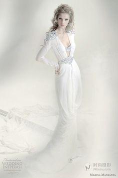 https://flic.kr/p/Bnn3B5 | Trouwjurken | Wedding Dress, Wedding Dress Lace, Wedding Dress Strapless | www.popo-shoes.nl
