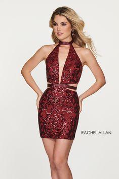 92acc354c674 Shop Rachel Allan Dress 4594 for your Homecoming Fall 2018