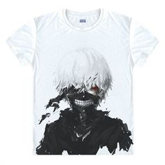 Tokyo Ghoul – Silvlining.com dein Shop für Lepin, Anime und Merchandise Kaneki, Anime Costumes, Cosplay Costumes, Cosplay Ideas, Halloween Costumes, Tokyo Ghoul, 3d T Shirts, T Shirts For Women, Ninja