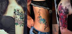 tatuagens de flores hibisco - Pesquisa Google