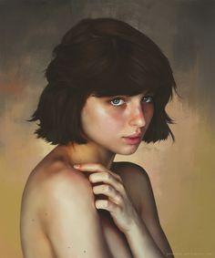 ArtStation - Hi, Jane Nane
