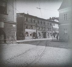 """, """"U labužníka"""" Places Of Interest, Czech Republic, Louvre, Street View, Retro, Building, Travel, Buildings, Rustic"""