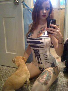 Kemper is always the droid we're looking for ;)   Kemper.SuicideGirls.com