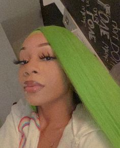 Baddie Hairstyles, Black Girls Hairstyles, Cute Hairstyles, Hairstyle Ideas, Hairdos, Hair Inspo, Hair Inspiration, Colored Wigs, Colored Hair