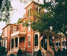 Hannibal MO  Dave's Victorian House Site - Missouri Gallery