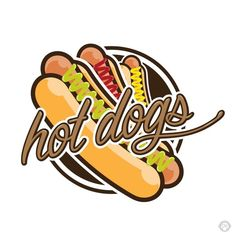 logo usa food on Pinterest | Hot Dogs, Logos and Culture War