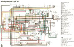 1971 Bus Wiring diagram Stuff to Try
