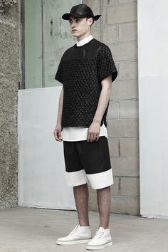 Paris Fashion Week (Menswear): Alexander Wang - Spring 2014