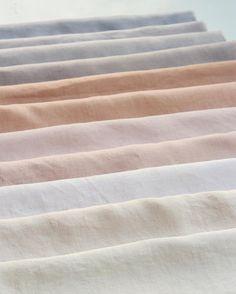 Shades of eucalyptus on linen by Belinda Evans | Alchemy.
