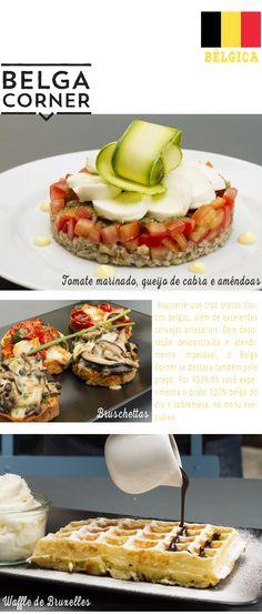 Volta ao Mundo Gastrônomica em São Paulo: Dicas de Restaurantes. | Bélgica: Belga Corner #gastronomia #restaurantes #sãopaulo #sp #dicas #blog #looknowlook