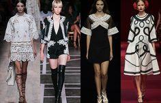 Tendenze moda primavera estate 2015: ricami - Tendenze primavera estate 2015: la moda per la bella stagione - alfemminile