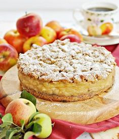 Kliknij, by zamknąć Polish Desserts, Polish Recipes, Cookie Desserts, Polish Food, Cake Recipes, Snack Recipes, Healthy Recipes, Snacks, Raspberry Cheesecake