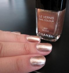 """11 May - 14 May 2012. Tips: Chanel in #607 Delight (Summer 2012 """"Summertime de Chanel"""" collection). $25."""